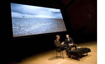 Grant Gee in conversation with Robert Macfarlane